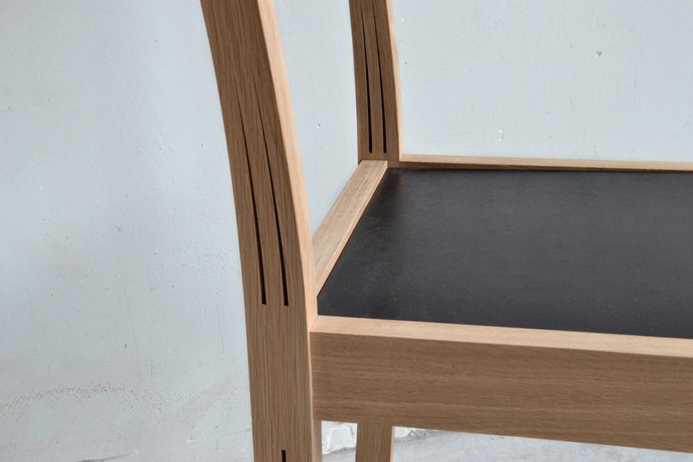 Interstice stuhl dutch living wir lieben und leben for Stuhl design holland